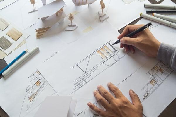 Arkitekt i Stockholm – rita ditt drömhus
